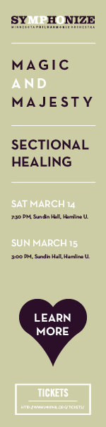 Sectional Healing: Sat March 14th at 7:30pm and Sunday March 15th at 3:00 pm