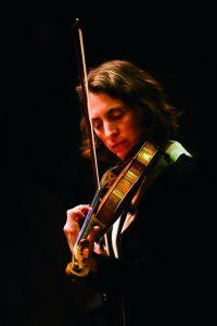 Stephanie Arado, violin