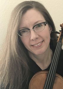 Catherine Himmerich, MPO Concertmaster