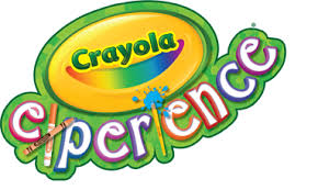 Two tickets to the Crayola Experience