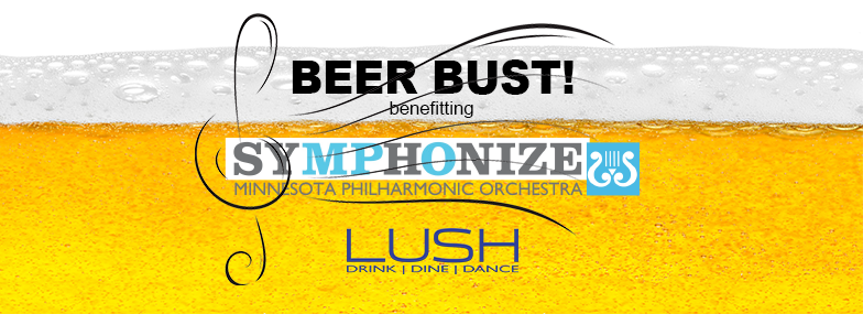 Join us August 18th for a LUSH Beer Bust!