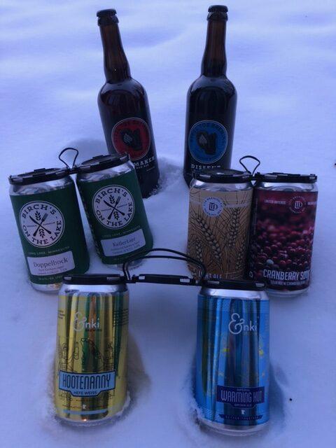 West Side Brewery Beer Package